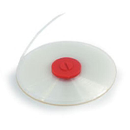 Picture of Brilleneinlage auf Spule, Acetat, ca. 4,0 m, Stärke: ~1,20 mm, 1 Stück