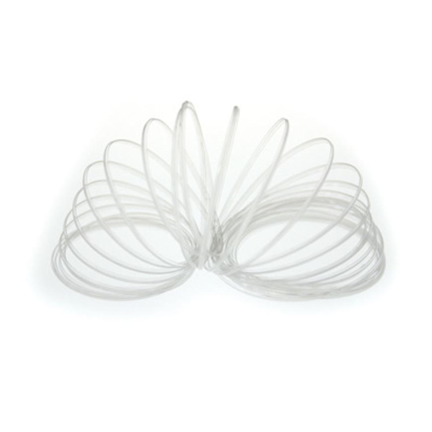 Picture of Brilleneinlage PVC, 2 Ringe, à 2,60 m - Stärke: ~1,2 mm