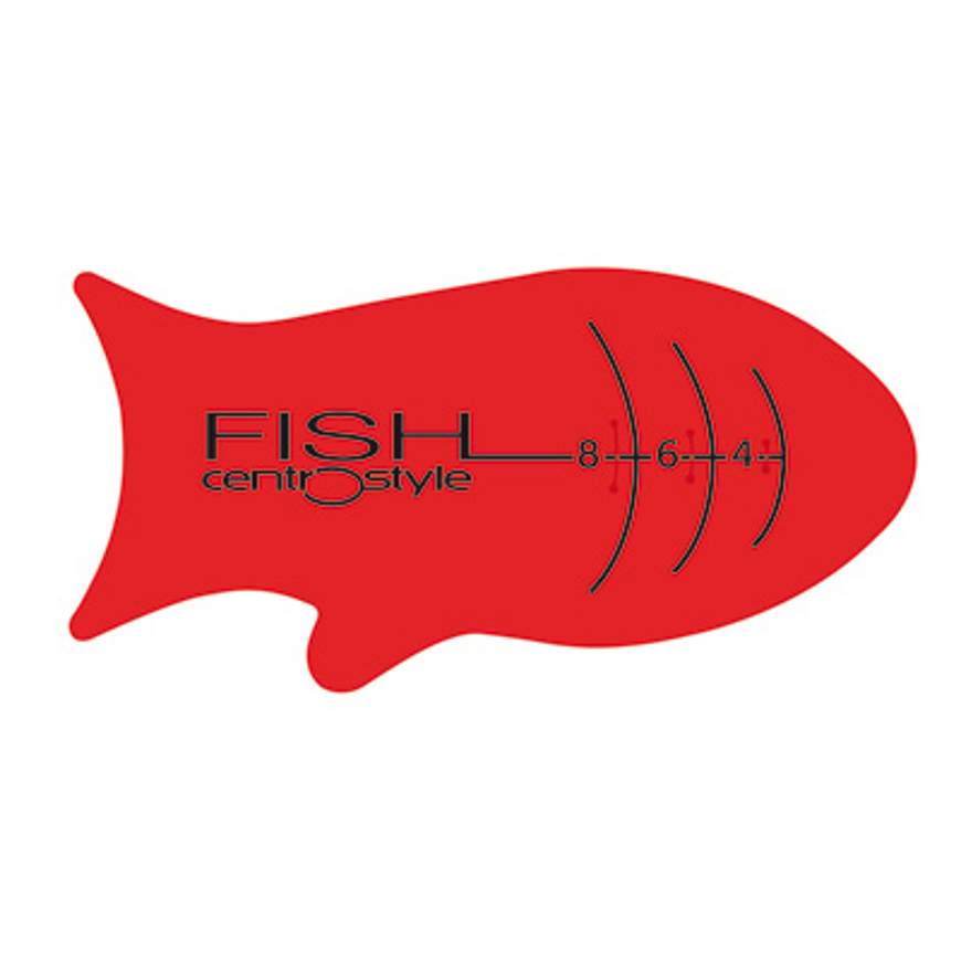 """Picture of """"FISH"""" rutschfestes Silikon-Schutzpad, 1 Stück"""