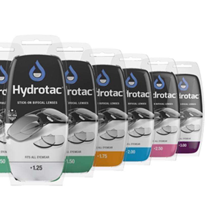 Picture of Hydrotac - Nahteilsegmente (OPTX 20/20), hochtransparent, 1 Paar