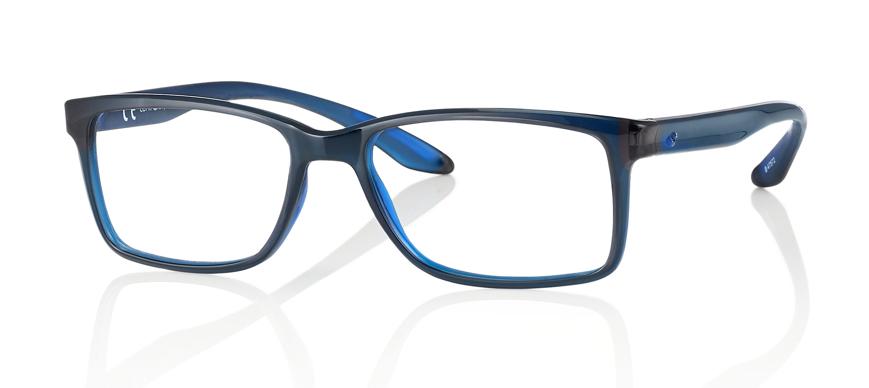 """Picture of Brillenfassung """"Active"""", Gr. 54-17, schwarz/blau, inkl. Brillenhalter und Etui"""