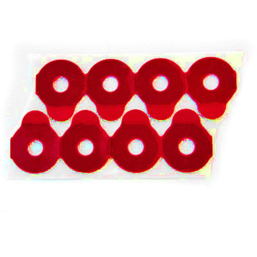 """Picture of Klebepads """"Red Five"""" für hydrophobe Beschichtungen, 500 Stück auf Rolle"""