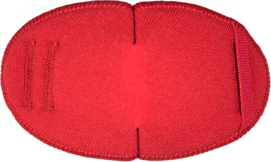 Picture of kay funpatch® - textile Augenokklusionsklappe, rot, 1 Stück