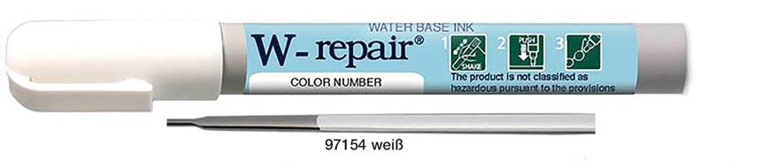 Picture of Reparatur-Stift für Fassungen, weiß, 1 Stück