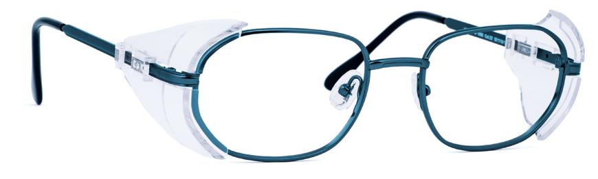 """Picture of Schutzbrille """"Vision M 1000"""", blau, optisch verglasbar, Größe 52, 1 Stück"""