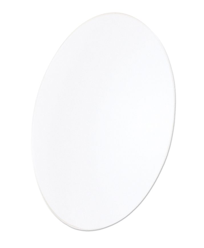 Picture of CR39 Blaulichtfilter-Glas, Ø 70 mm, Dicke: 2,0 mm, Kurve 4, Index 1,56 ND, 2 St.