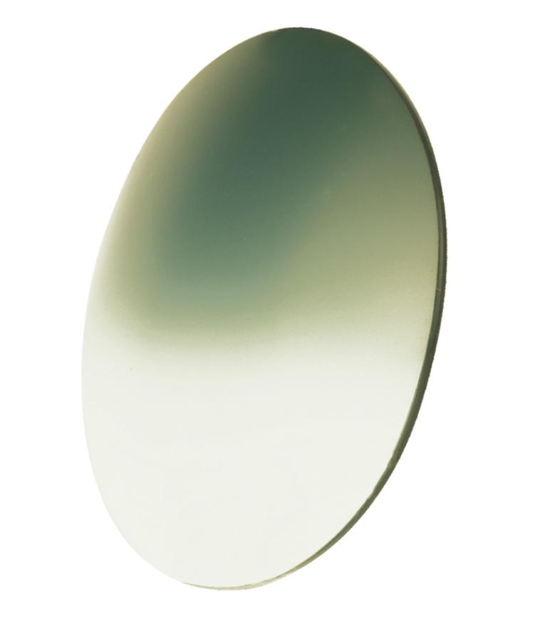Picture of Polycarbonatgläser, G15 Verlauf ~ 60 %, Ø 74 mm, Dicke 2,0 mm, Kurve 6, 6 Stück