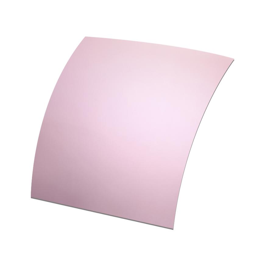Picture of Polarisations-Folien UV400, pink verspiegelt, ~85 %, Ø 70x60 mm, 2 Stück
