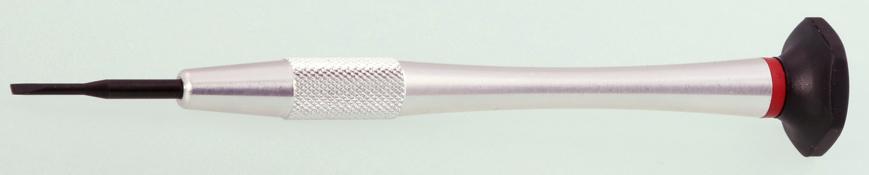 Picture of Aluminium-Schraubendreher, Gr. 2,5 mm, 1 Stück