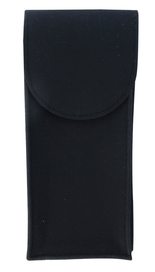 Picture of Softetuis aus Lederimitat, schwarz, vertikal 150 x 60 x 20 mm, 12 Stück