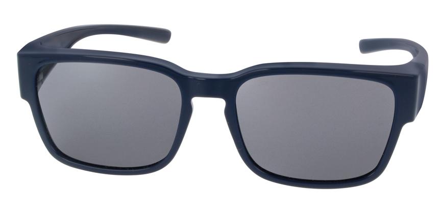 Picture of Überziehbrille, Grilamid, graue polarisierende Gläser, Gr. 54-17, inkl. Etui