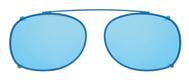 Picture of ClipOn mit Metallrand, polarisierende Gläser, Gr. 48-14, inklusive Etui