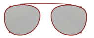 Picture of ClipOn mit Metallrand, polarisierende Gläser, Gr. 47-15, inklusive Etui