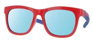Picture of Kindersonnenbrille, zweifarbig, Gr. 48-17, 3 Farben, Polycarbonat-Gläser versp.