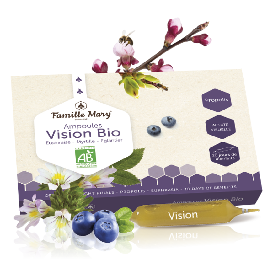 Picture of Vision Bio Ampullen, 10 x 10 ml