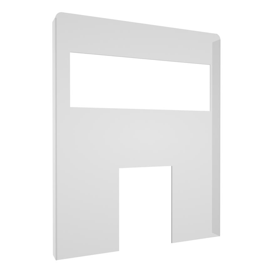 Picture of Schutzbarriere für Autorefraktometer, aus Plexiglas transparent, 1 Stück