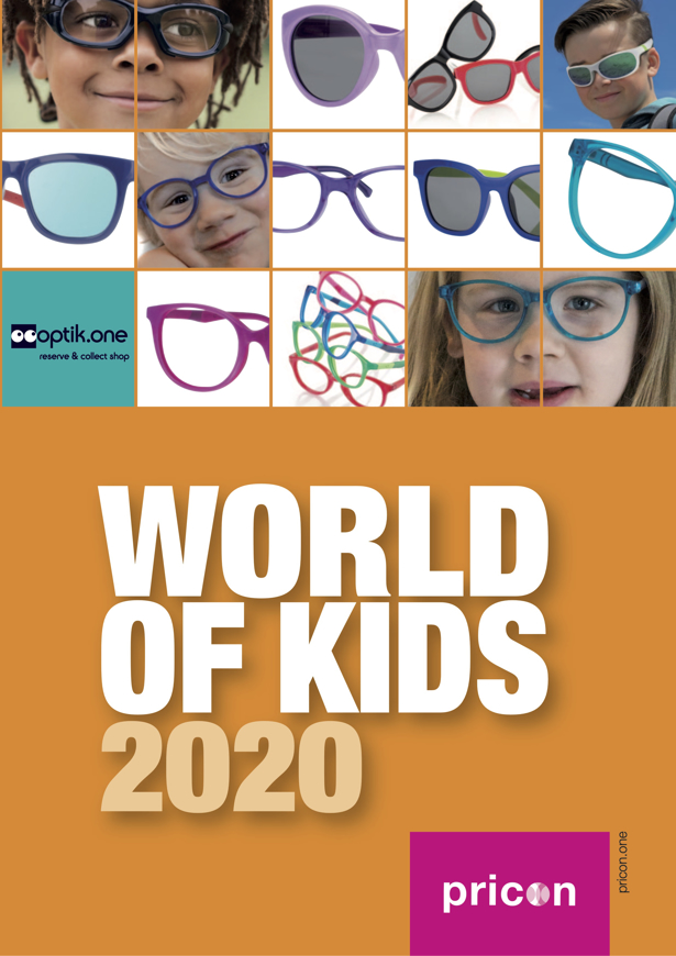 """Picture of Katalog """"WORLD of KIDS 2020"""""""