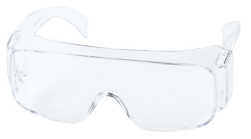Picture of Schutzbrille aus transparentem Polycarbonat, 150 x 60 mm, 1 Stück
