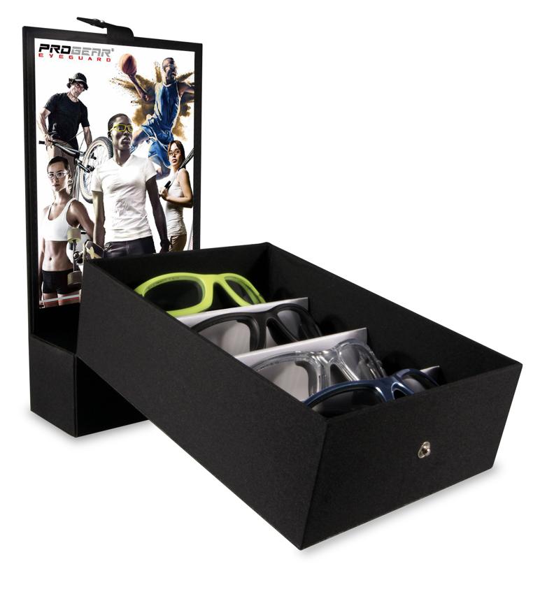 Picture of PROGEAR® Eyeguard Sportschutzbrillen-Beratungsset