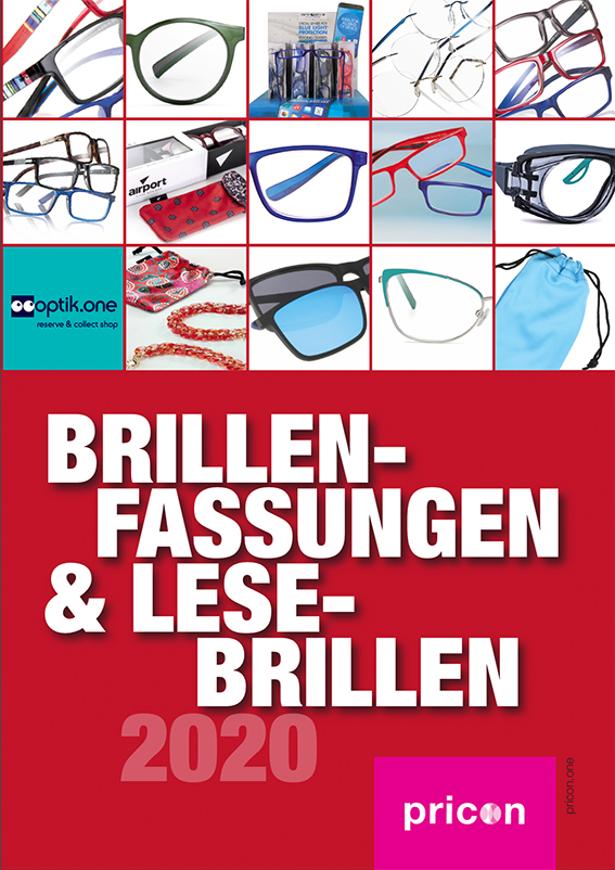 """Picture of Katalog """"Brillenfassungen & Lesebrillen 2020"""""""