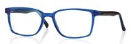 Picture of Kunststoff-Brille mit Blaulichtfiltergläser, Gr. 53-18, in 3 Farben