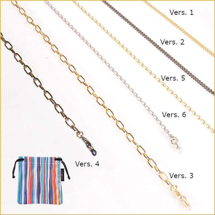 "Picture of Brillenketten ""Sorrento"", Metall, verschiedene Modelle, 1 Stück"