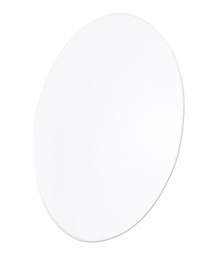 Picture of Plan CR39 Blaulichtfilter-Glas, Ø 72 mm, Dicke 2,0 mm, Kurve 5, 2 Stück