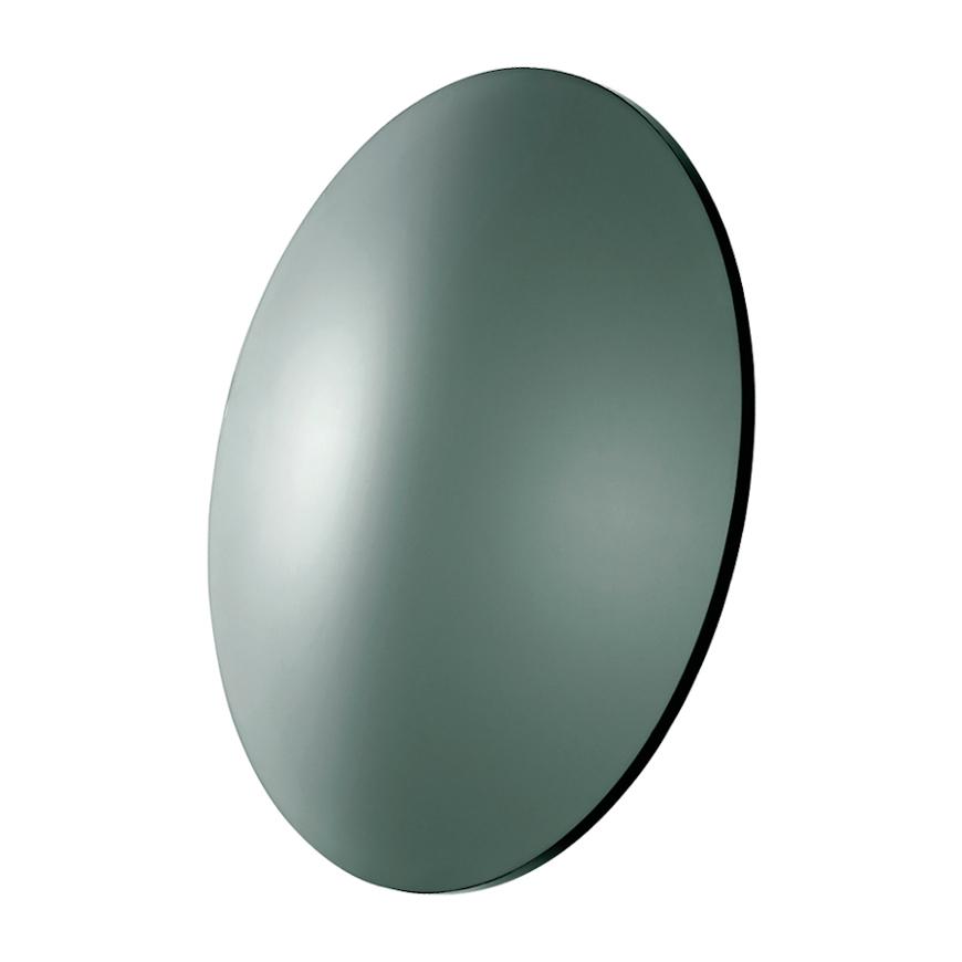Picture of Plan CR39 UV400, Ø 76 mm, Dicke 1,8 mm, G15 ~85 %, Kurve 4, 6 Stück