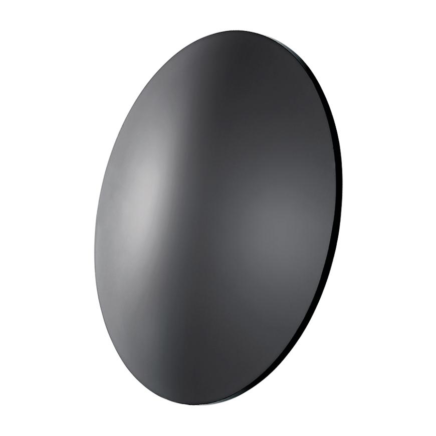 Picture of Plan CR39 UV400, Ø 76 mm, Dicke 1,8 mm, grau ~90 %, Kurve 4, 6 Stück