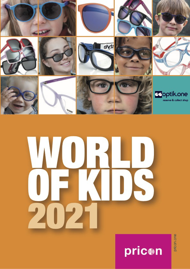 """Picture of Katalog """"WORLD of KIDS 2021"""""""