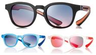 Picture of Teenager Sonnenbrille aus TR90, Gr. 45-20, in 3 Farben, pol. Gläser