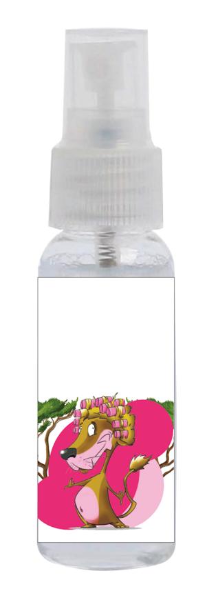 """Picture of Sprayclean 25, """"Cartoon Löwe"""", geruchsneutral, 48 Sprühflaschen à 30 ml"""