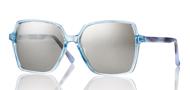 Bild von Damen-Sonnenbrillen, Gr. 55-15, TR90/Bügel Acetat, in 3 Farben, pol. Gläser