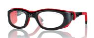 Picture of Sportschutzbrille mit abnehmbaren Bügeln und Kopfband, in 3 Farben, Gr. 49-23