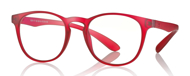 Picture of Kunststoff-Brille mit Blaulichtfiltergläser, für Kinder, Gr. 47-19, in 3 Farben