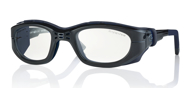 Picture of Sportschutzbrille mit abnehmbaren Bügeln und Kopfband, in 2 Farben, Gr. 53-21