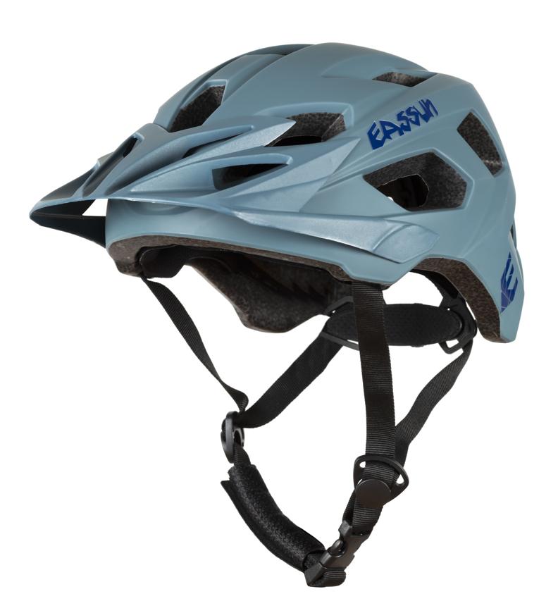 Picture of EASSUN BONAIGUA MTB / Enduro Radhelm, blau